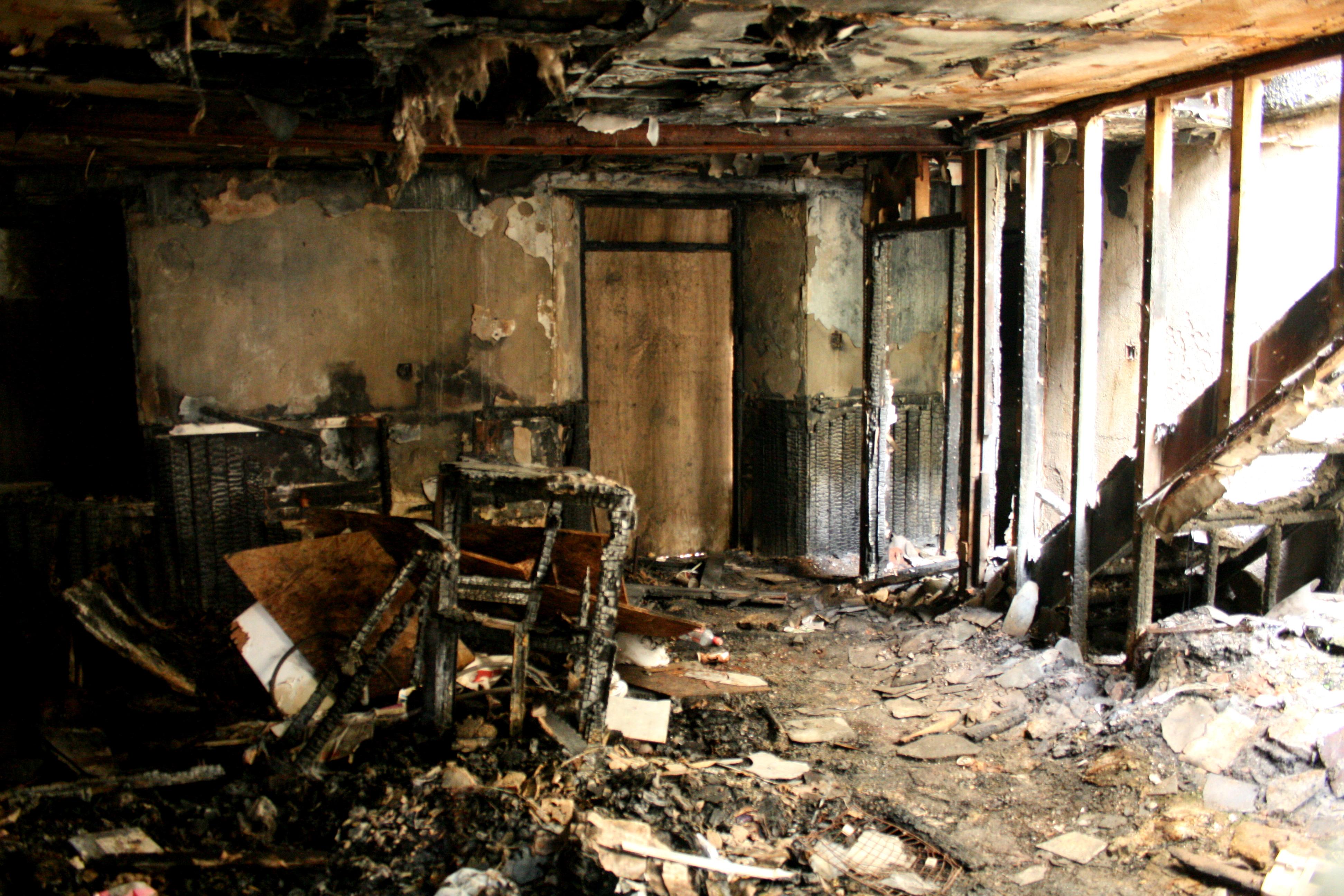 Building Burnt London