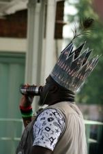 king on peckham rye station
