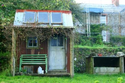 back shed