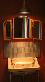 bedroom 1 wash basin