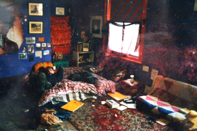 london squat room