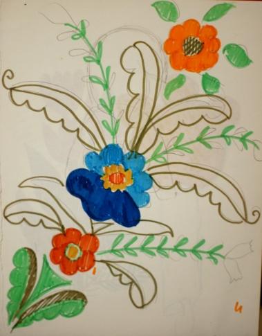 flower design