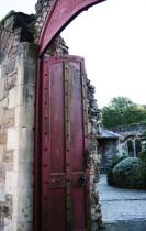 Druid's Hall door
