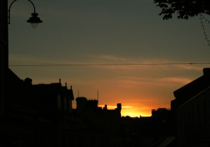 redruth lower town skyline