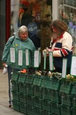 veg shopping