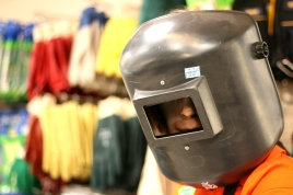 welder mask