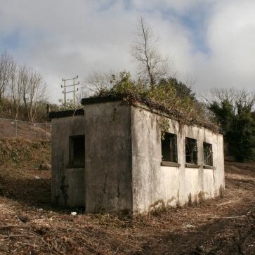 derelict hut squ