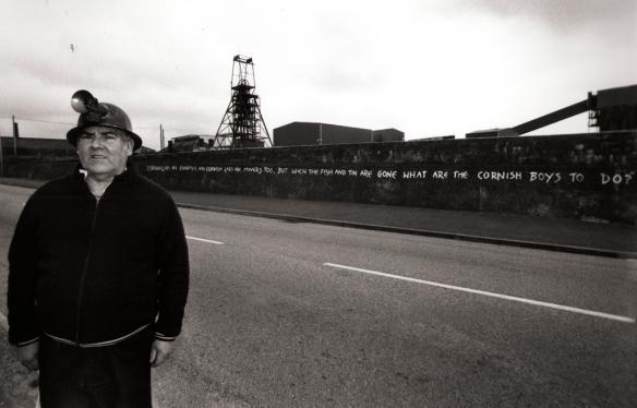 Retired Cornish Miner