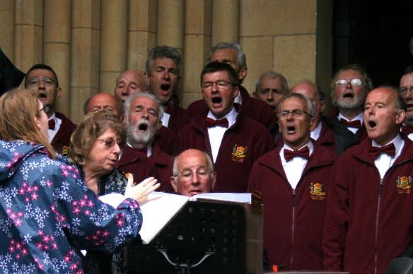 choir truro male voice