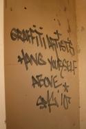 grafitti artists