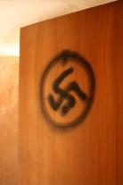 nazi door