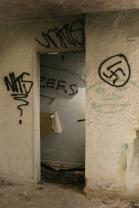 nazi doorway